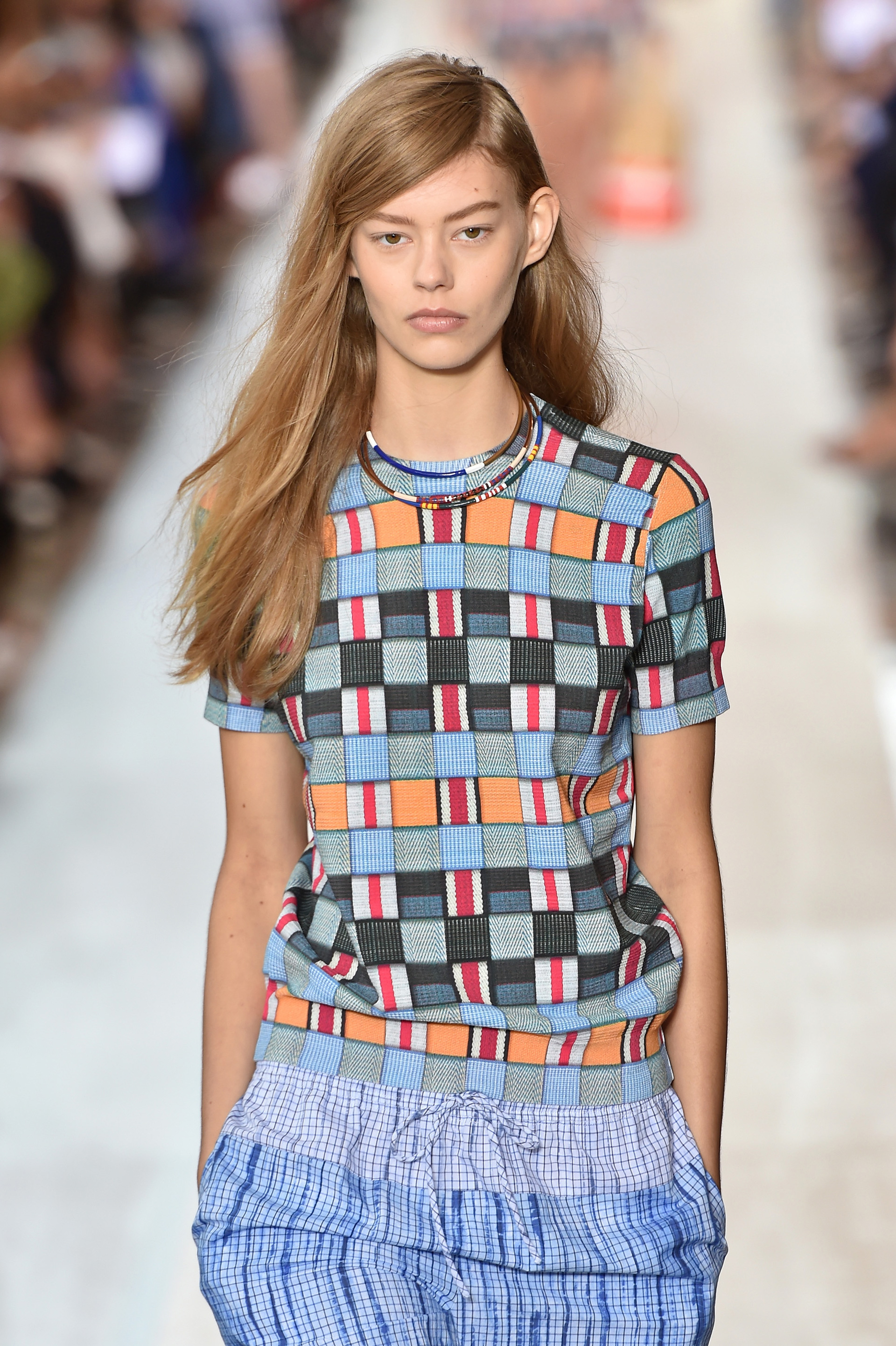 Tory Burch's spring 2015 collection 8