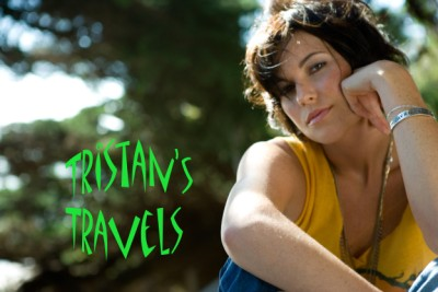 Follow Tristan across America exclusively on SheKnows!