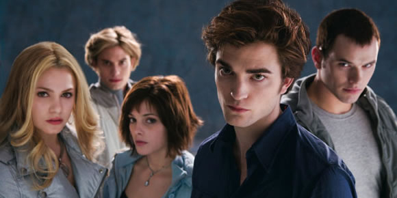 It's Twilight time everyone!