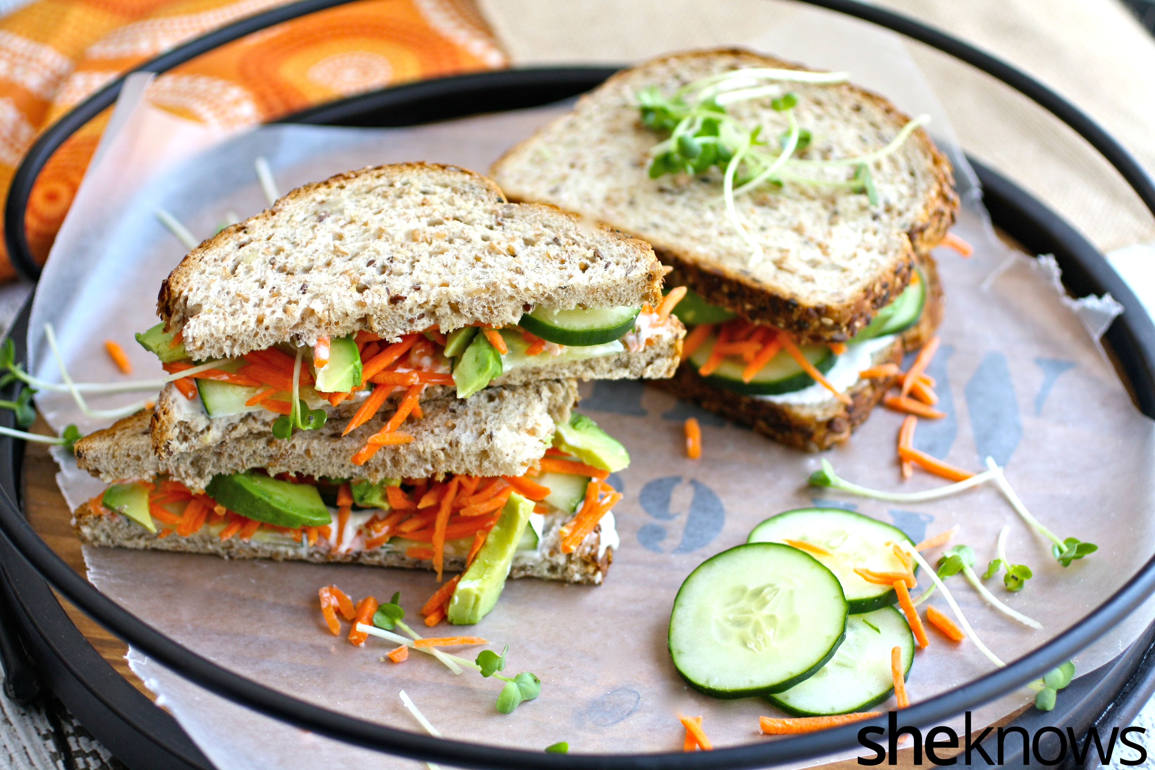 two-crunchy-cucumber-carrot-avocado-sandwiches