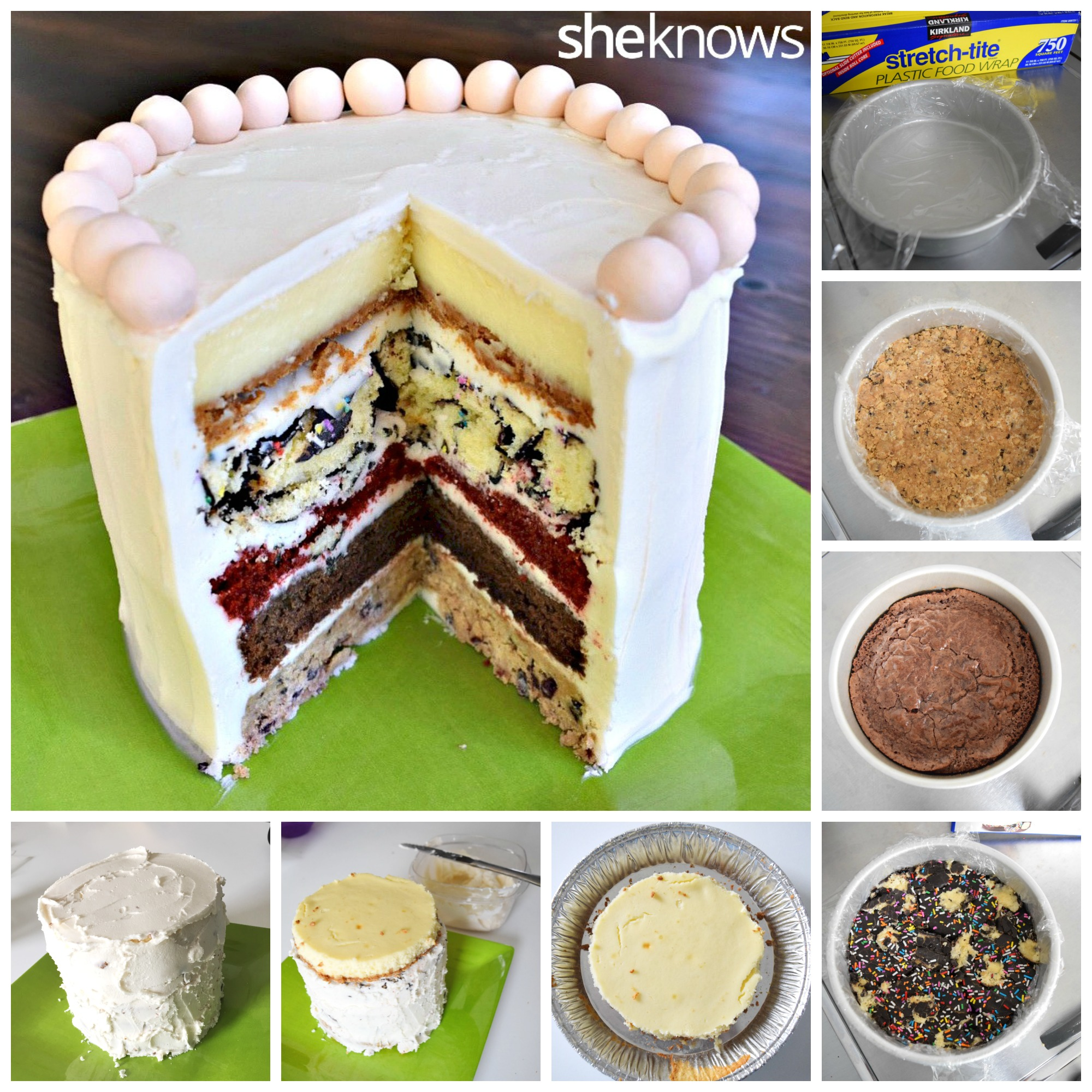 ultimate layer cake