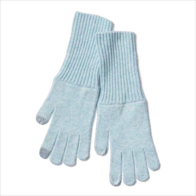 Merino Wool Blend Tech Gloves