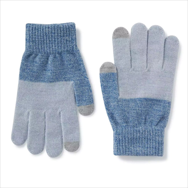 Old Navy Tech-Top Sweater-Knit Gloves