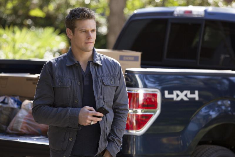 Matt in The Vampire Diaries