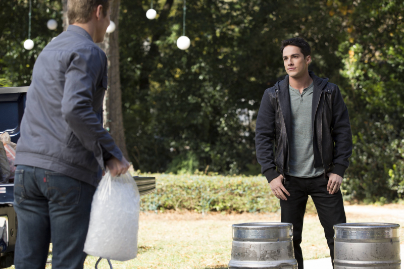 Matt and Tyler in The Vampire Diaries