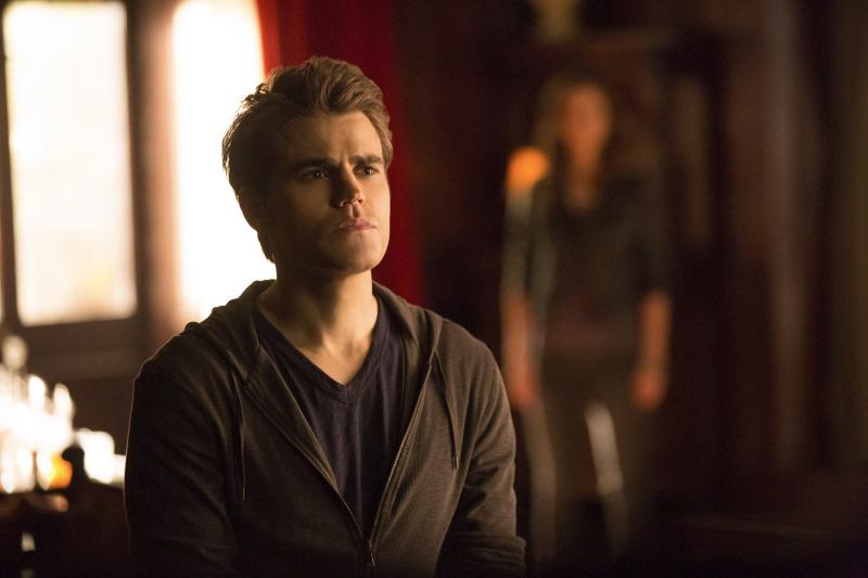 Stefan in The Vampire Diaries