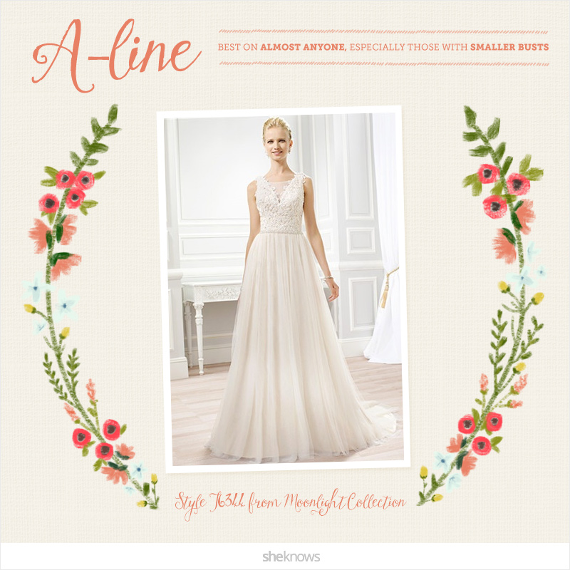 A Complete Guide To The Right Wedding Dress For Every Body