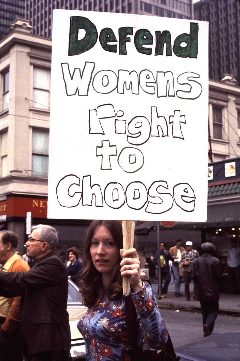Women's right to choose