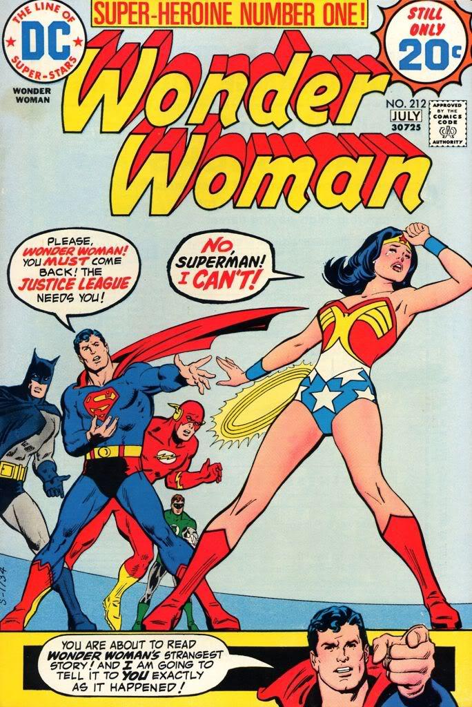 First Wonder Woman comic book