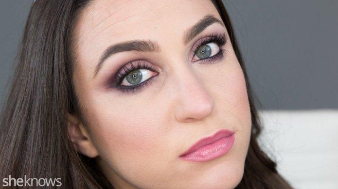 Super simple date night makeup tutorial