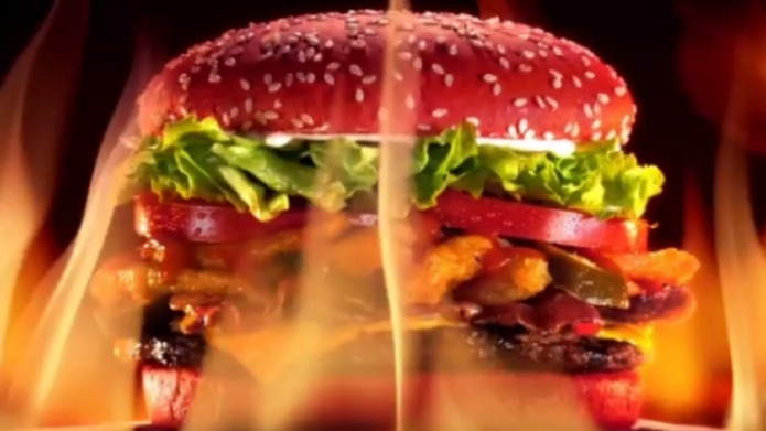 Burger King's spicy new Angriest Whopper
