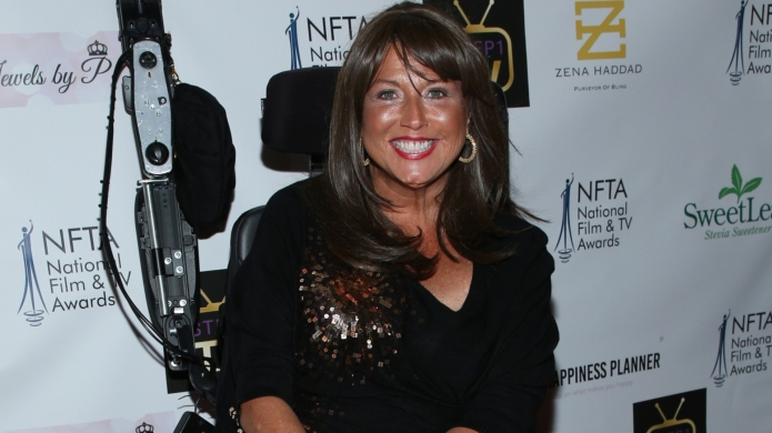 Abby Lee Miller attends the National