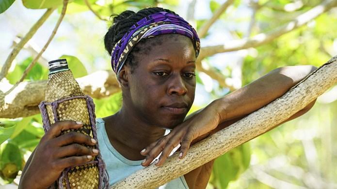Ciandre Taylor reveals her Survivor strategy