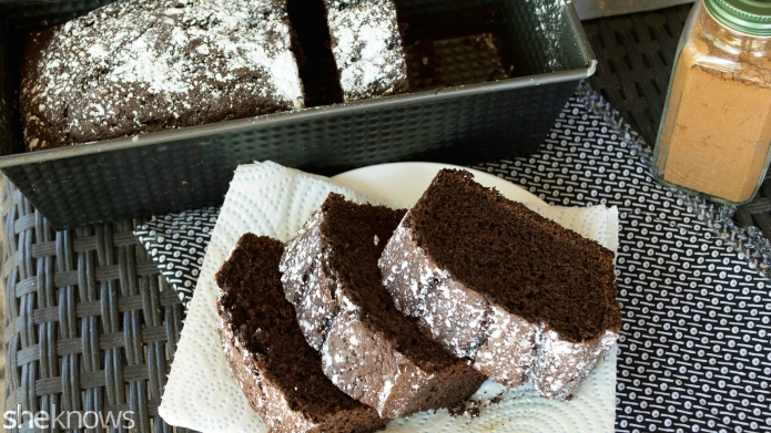 Starbucks copycat chocolate-cinnamon loaf is a