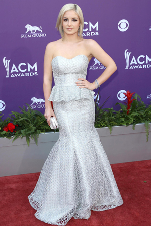Maggie Rose at the ACM Awards