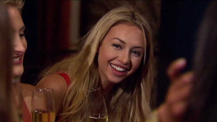 Corinne Olympios Will Not Be Returning
