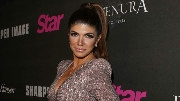 RHONJ's Teresa Giudice documents her &