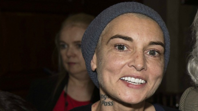 Sinéad O'Connor rages against family after