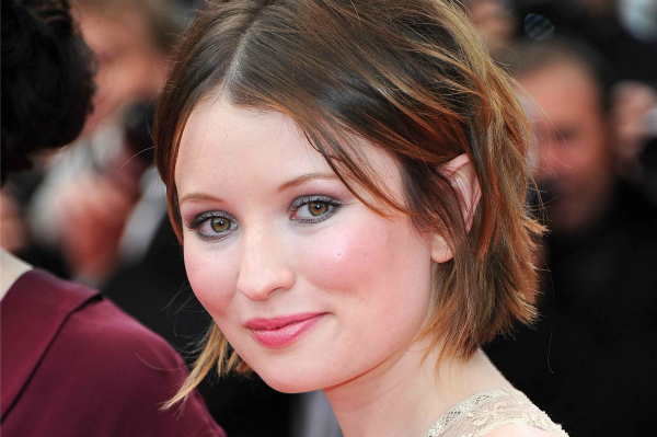 Actress Emily Browning at the 2011 Cannes International Film Festival
