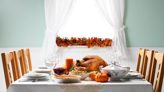 The holiday table: Can you dine
