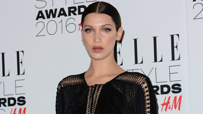 Bella Hadid reportedly the victim of