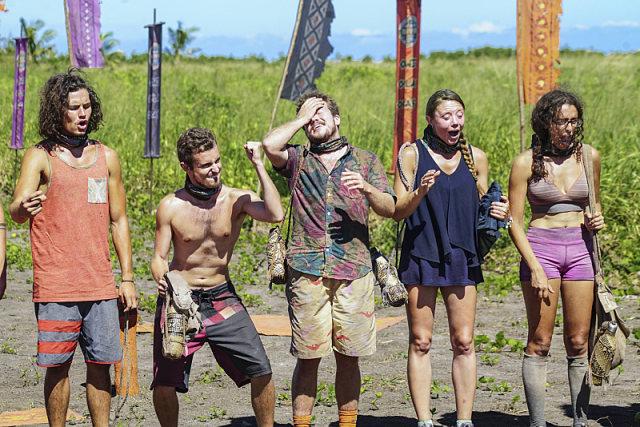 Adam Klein gets excited about Reward challenge prize on Survivor: Millennials Vs. Gen-X