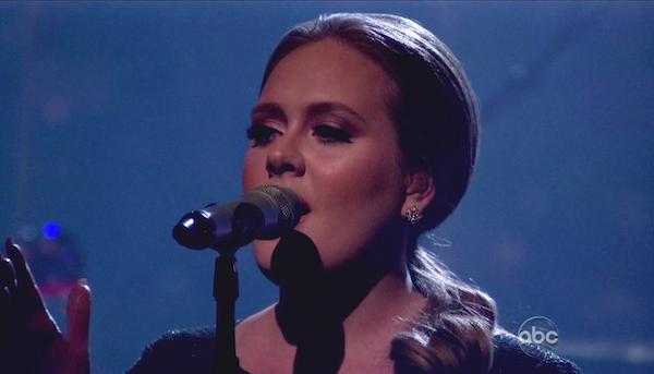Adele has top selling album of 2012.