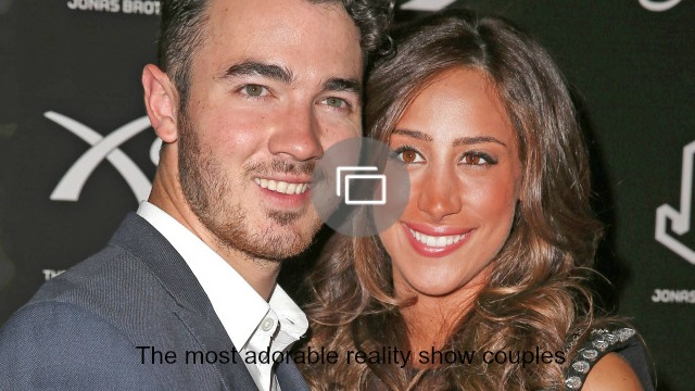 adorable reality show couples slideshow