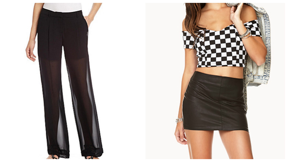 Adulting, pants, skirt
