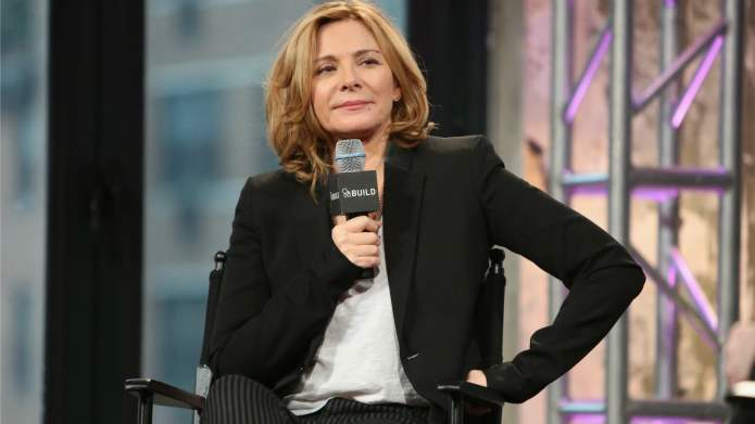 Kim Cattrall Has 'Never Been Friends'