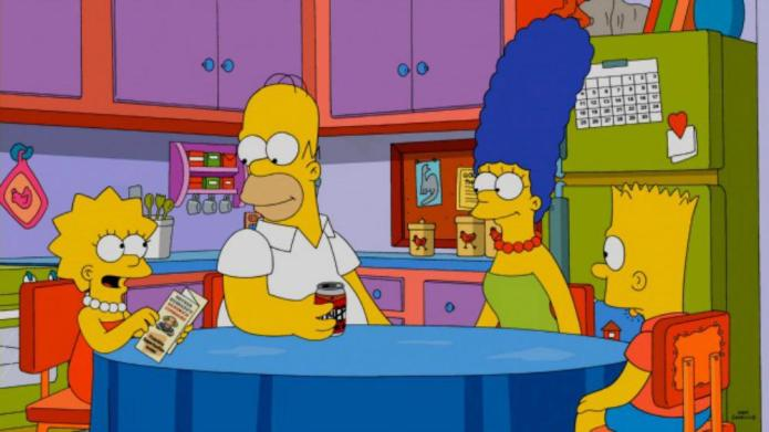 The Simpsons' newest opening sequence is
