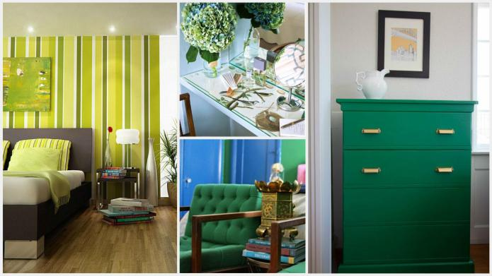 5 Ways the color green can