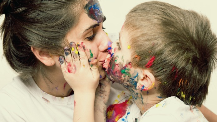 14 unconventional ways being a mom