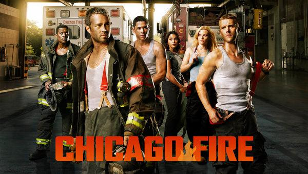Chicago Fire's 5 smokin' firefighters
