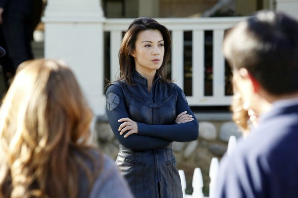 """Agents of SHIELD Episode 9 Review """"Repairs"""""""