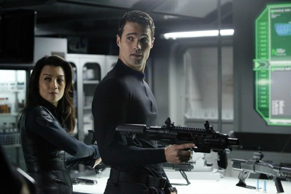 Agents of SHIELD - Yes Men