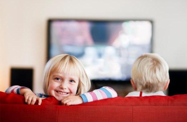 Educational TV for preschoolers