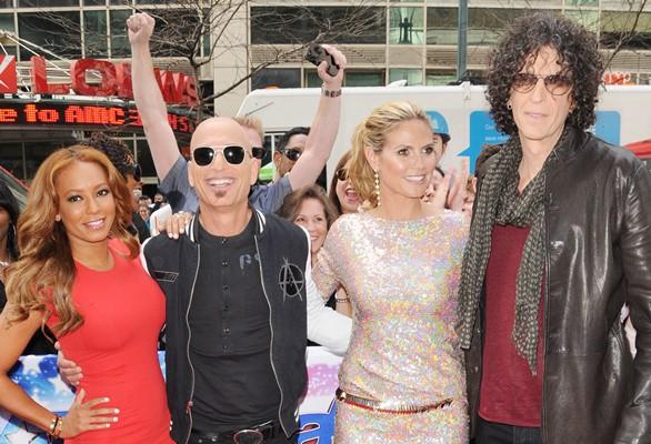 America's Got Talent new judges