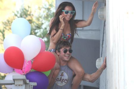Ashley Tisdale celebrates birthday with 'best