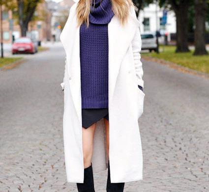 9 Ways to wear winter white