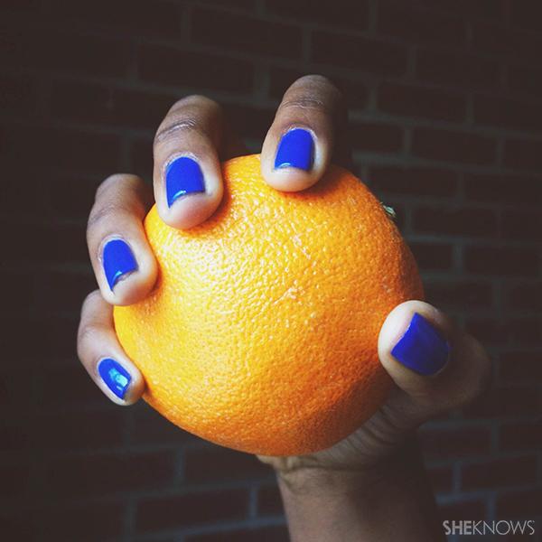 Blue nails | Sheknows.com