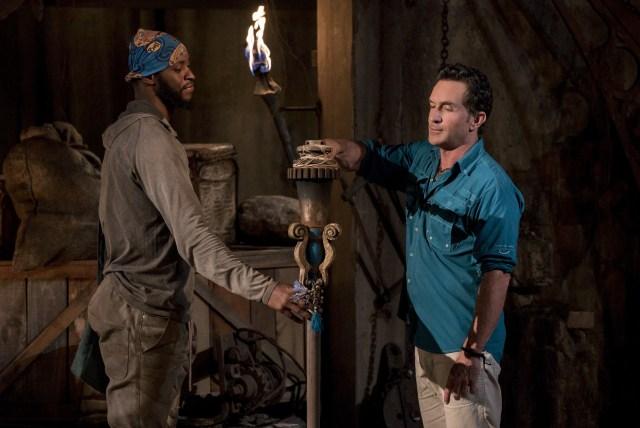 Alan Ball voted off Survivor: Heroes Vs. Healers Vs. Hustlers season 35 CBS