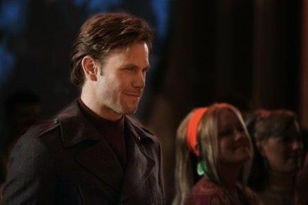 Matt Davis in The Vampire Diaries