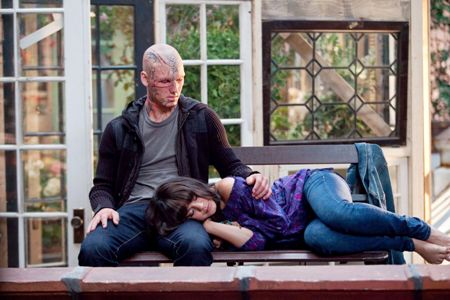 Beast stars Alex Pettyfer and Vanessa Hudgens