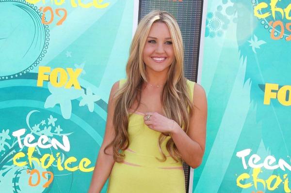 Amanda Bynes at 2009 Teen Choice Awards