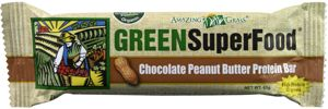Chocolate Peanut Butter Protein Bar from Amazing Grass