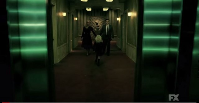 American Horror Story: Hotel trailer - Chloe Sevigny and Wes Bentley