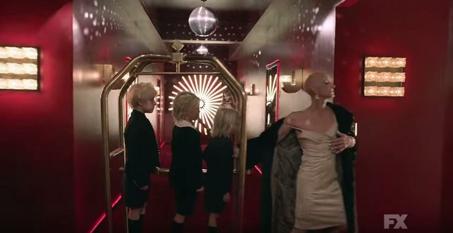 American Horror Story: Hotel trailer - Denis O'Hare
