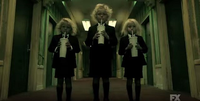 American Horror Story: Hotel trailer - kids