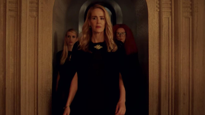 American horror story witches